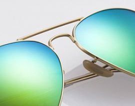 Styling your Ray-Ban Sunglasses